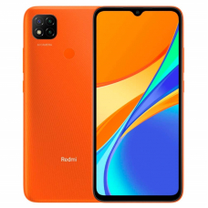 Xiaomi Redmi 9C 3/64 Sunrise Orange Идеальное Б/У