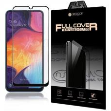 Защитное стекло 3D MOCOll Black Diamond для Samsung Galaxy A20/A30/A30S/A50/A50S/M30S Черное
