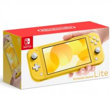 Nintendo Switch Lite  Желтый (NS)