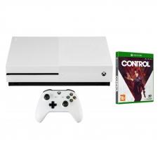 Microsoft XBox One S 1TB + Control (Комплект)