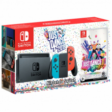 Nintendo Switch 32GB Neon Red/Blue
