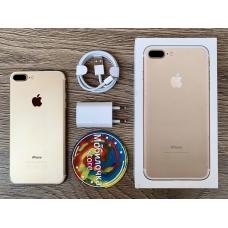 Apple iPhone 7 Plus 128GB Gold Идеальное Б/У