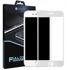 Защитное стекло 3D MOCOll Black Diamond для iPhone 7/8 Plus Белое