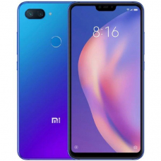 Xiaomi Mi 8 Lite 4/64 Dream Blue Идеальное Б/У