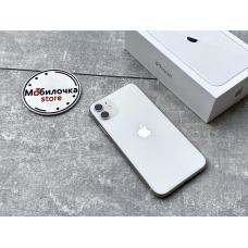 Apple iPhone 11 128 White Идеальное Б/У