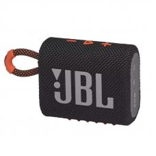 JBL GO 3 Black / Orange