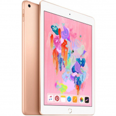Apple iPad (2018) W-iFi 128GB Gold