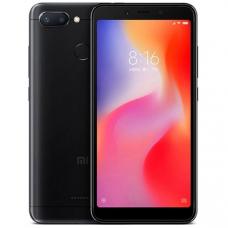 Xiaomi Redmi 6 3/32GB Black Идеальное Б/У