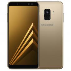 Samsung Galaxy A8 (2018) Gold Идеальное Б/У