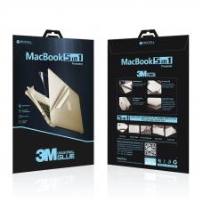 Защитные пленки MOCOll (5 в 1) для Apple MacBook Air 2018/2019/2020 Золотые