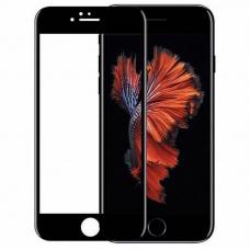 Защитное стекло 3D для iPhone 6 Plus/6S Plus Черное Матовое (Тех.Упаковка)