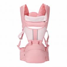 Xiaomi Yung Multifunctional Baby Btraps 60-120см Pink (Рюкзак-кенгуру)