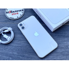 Apple iPhone 11 64GB White Актив Новый