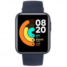 Xiaomi Mi Watch Lite Navy Blue фитнес часы