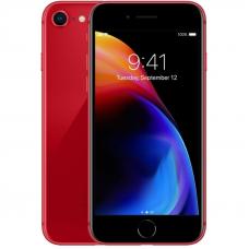 Apple iPhone 8 64Gb Red Идеальное Б/У