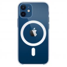 Чехол iPhone 12 mini Clear Case MagSafe