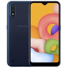 Samsung Galaxy A01 2/16 Blue Идеальное Б/У