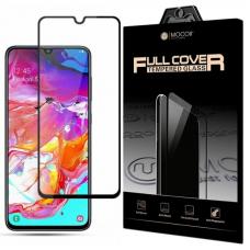 Защитное стекло 3D MOCOll Black Diamond для Samsung Galaxy A70 Черное