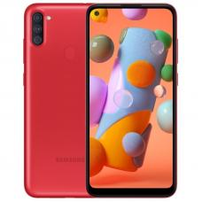 Samsung Galaxy A11 2/32 Red Идеальное Б/У