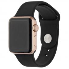 Ремешок для Apple Watch 38/40mm Sport Black