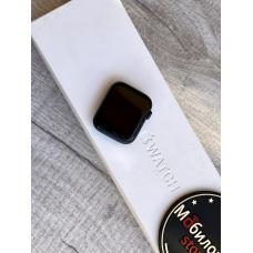 Apple Watch S4 44mm Space Gray Aluminum / Black Sport Band Идеальное Б/У