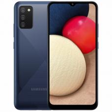 Samsung Galaxy A02s 3/32 Blue Идеальное Б/У