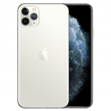 Apple iPhone 11 Pro Max 64GB Silver Идеальное Б/У