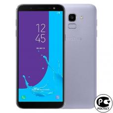 Samsung Galaxy J6 (2018) 32GB Silver Идеальное Б/У