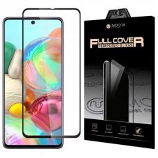 Защитное стекло 3D MOCOll Black Diamond для Samsung Galaxy A71 Черное