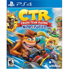 Игра Crash Team Racing (PS4)