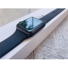 Apple Watch S3 42mm Space Gray Aluminum / Black Sport Band Хорошее Б/У