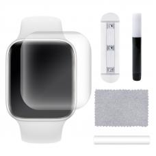 Защитное стекло Apple Watch 38mm c Ультрафиолетовой просушкой