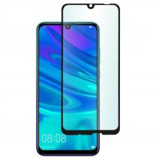 Защитное стекло 3D для Huawei P Smart (2019) Черное (Тех.Упаковка)