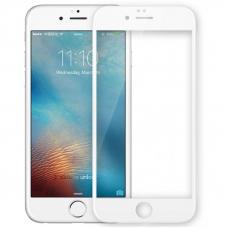 Защитное стекло 3D для iPhone 6 Plus/6S Plus Белое Матовое (Тех.Упаковка)