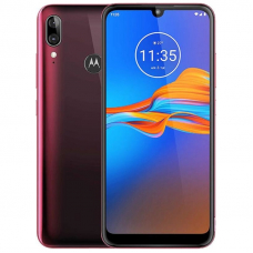 Motorola Moto E6 Plus 2/32 Dark Red