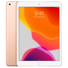 Apple iPad 10.2 (2019) 32GB Wi-fi Gold Идеальное Б/У