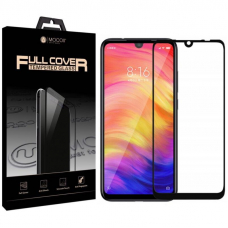 Защитное стекло 3D MOCOll Black Diamond для Xiaomi Redmi Note 7 Черное