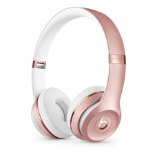 Beats Solo3 Wireless Headphones The Beats Icon Collection - Rose Gold