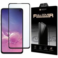 Защитное стекло 3D MOCOll Black Diamond для Samsung Galaxy S10e Черное