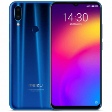 Meizu Note 9 4/128 Blue