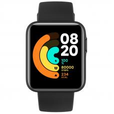 Xiaomi Mi Watch Lite Black фитнес часы
