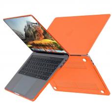 Чехол MacBook Air 13 (2018-2020) Matt Orange
