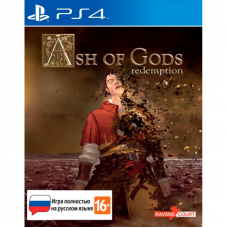 Игра Ash of Gods: Redemption Стандартное издание (PS4)