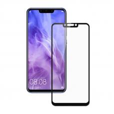 Защитное стекло 3D для Huawei Nova 3 Черное (Тех.Упаковка)