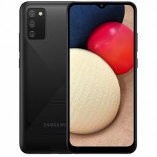 Samsung Galaxy A02s 3/32 Black Идеальное Б/У