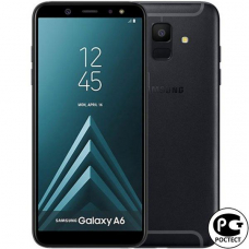 Samsung Galaxy A6 (2018) Black Идеальное Б/У