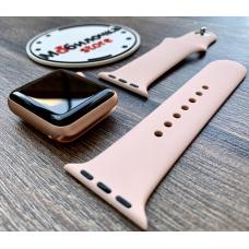 Apple Watch S3 38 mm - Gold Aluminum / Pink Sport Band Идеальное Б/У
