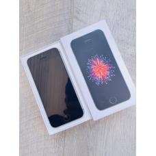 Apple iPhone SE 32GB Space Gray Идеальное Б/У