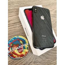 Apple iPhone X 256Gb Space Gray Хорошее Б/У