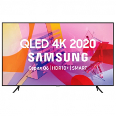 Телевизор Samsung 43Q60TA 43/Ultra HD/Wi-Fi/SMART TV/Black